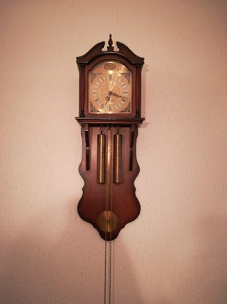 Reloj de Pared madera.