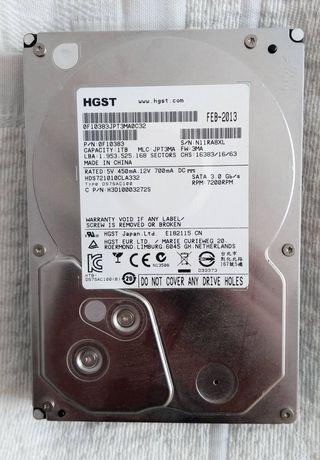Disco Duro Interno HGST 1TB