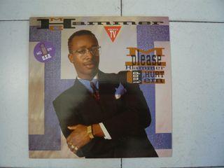 Disco vinilo LP MC Hammer Please dont hurt em