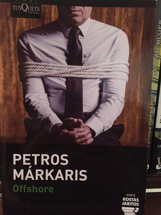 7 novelas de Petros Márkaris, serie Jaritos