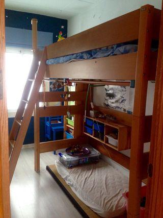 Habitación infantil Paidi
