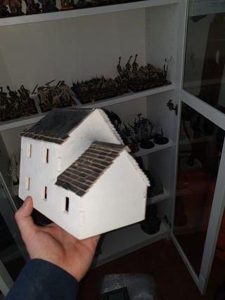warhammer escenografia casa