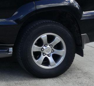 Llantas Toyota Land Cruiser KDJ 120