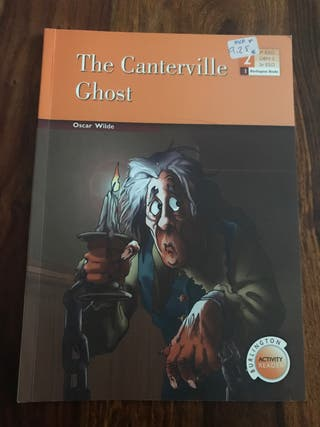 Libro The Carnterville Ghost