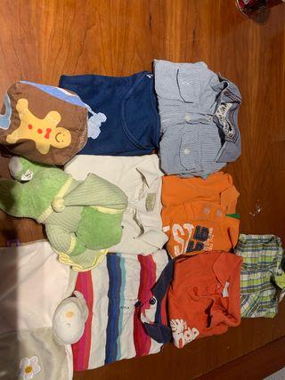 Regalo ropa niño verano