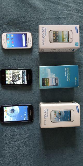 Lote Samsung