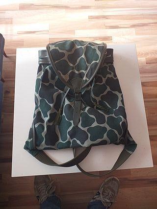 mochila militar rociera