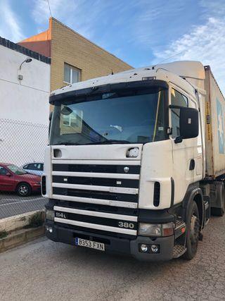 Scania 114 L 2000