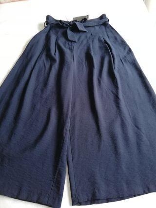 falda pantalón talla 40