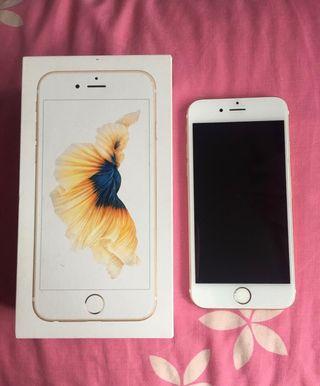 Iphone 6s dorado 64G