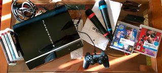 PS3 - Mandos- Juegos - Micrófonos inalámbricos