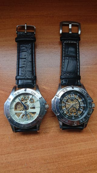 relojes automáticos casi sin usar