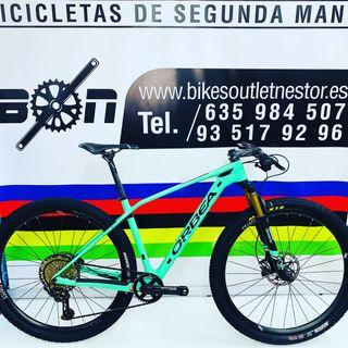Bicicleta Orbea alma m-ltd kashima dt swiss