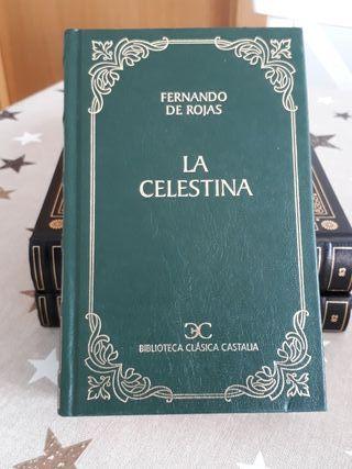 Libro Fernando de Rojas La celestina