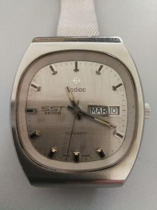 reloj Zodiac SST 36000 automatic
