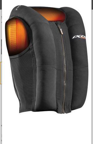 Chaleco con airbag ixon