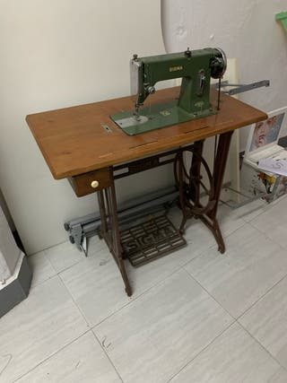 Máquina coser Sigma