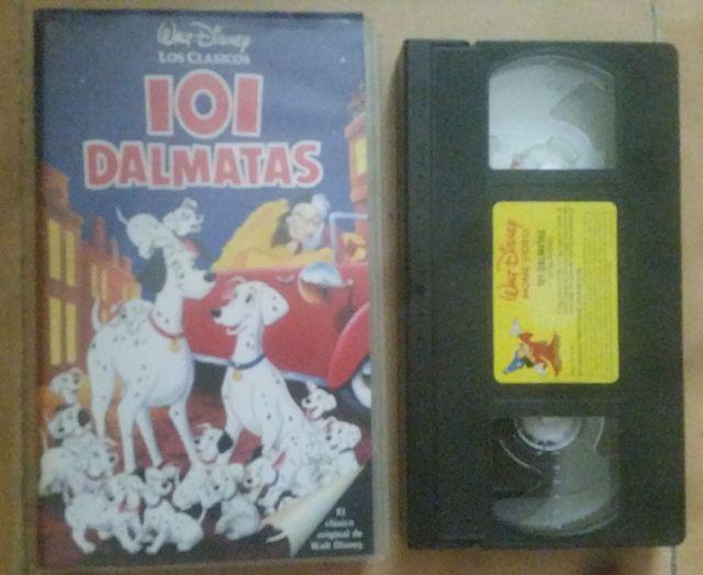 101 Dalmata VHS