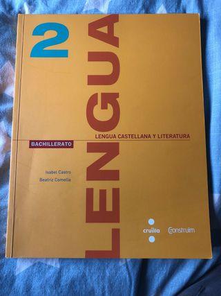 Libro de texto de Lengua castellana y literatura 2