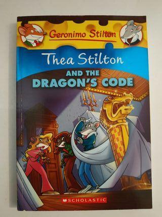 libro Thea Stilton Dragon's Code.