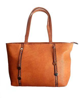 bolso grande para mujer color marrón