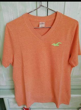 camiseta Hollister de hombre