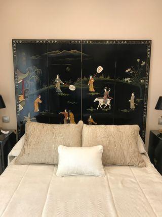 Mobiliario Dormitorio completo