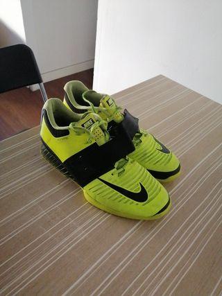Zapatillas de Halterofilia Nike Romaleo 3