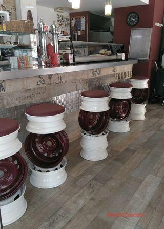 Muebles para hostelería