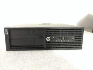 HP Workstation Z220 SFF Xeon 3.2Ghz 24GB SSD 240