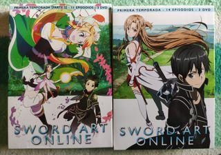 Sword art online Tp1 completa