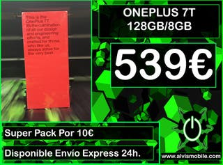 Oneplus 7T 128GB Precintados - Tienda