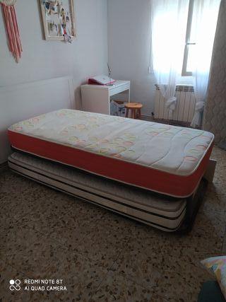 cama nido 90x 190