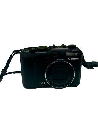 Cámara Digital Bridge Canon Powershot G9