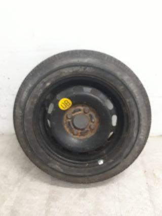 rueda de recambio