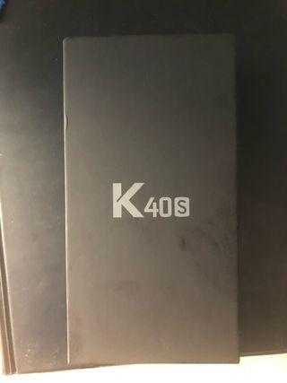 LG K40S BLUE