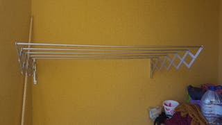 Tendedero pared/ tendedor ropa