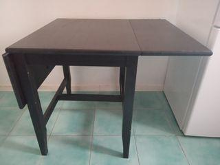Mesa con alas abatibles de Ikea