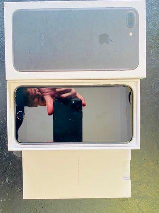 iPhone 7 Plus negro mate
