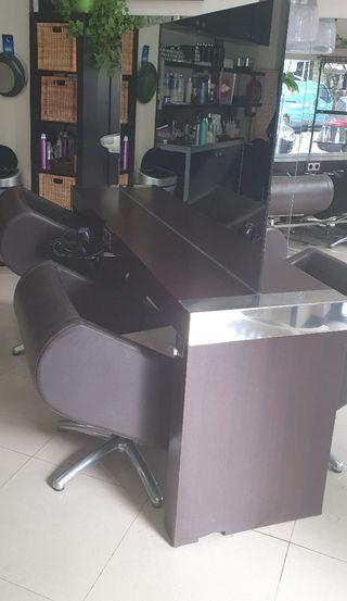 Moviliario Tocador de peluquería