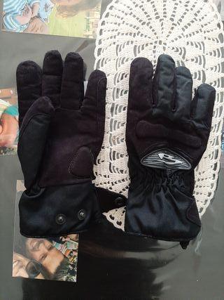 guantes de moto talla L