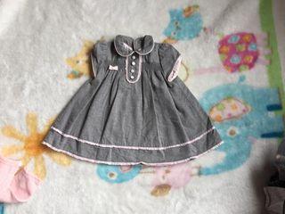 vestido Amaya 6 meses