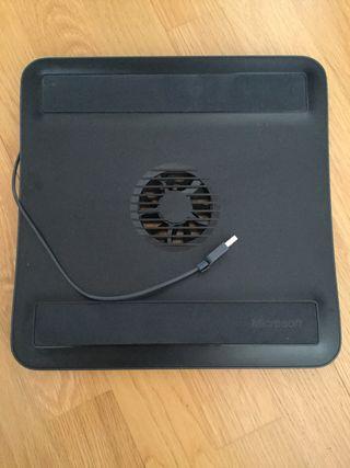 Base ventilación usb para portatil
