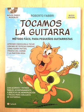 """Libro """"Tocamos la guitarra"""""""