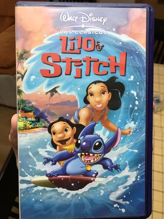 Película Lilo y Stich Walt Disney (clásicos)