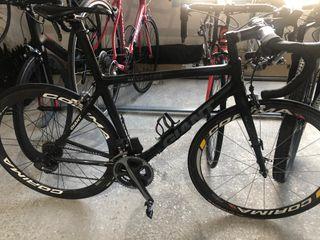 Bicicleta carretera Giant TCR Advanced carbono