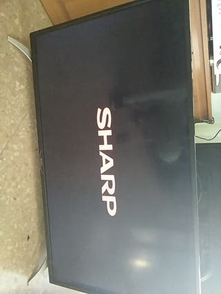 tv smart sharp aquos de 40 pulgadas