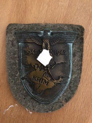 Krim escudo de campaña