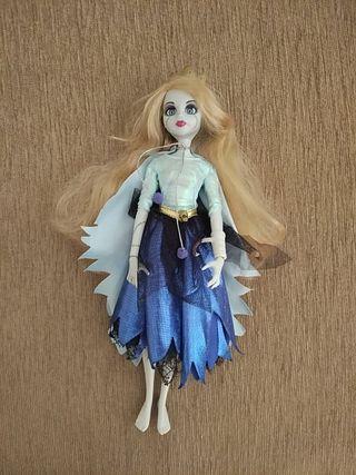 princesa zombie