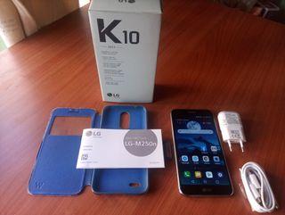 LG K10 2017 Impecable para regalo, esta como nuevo